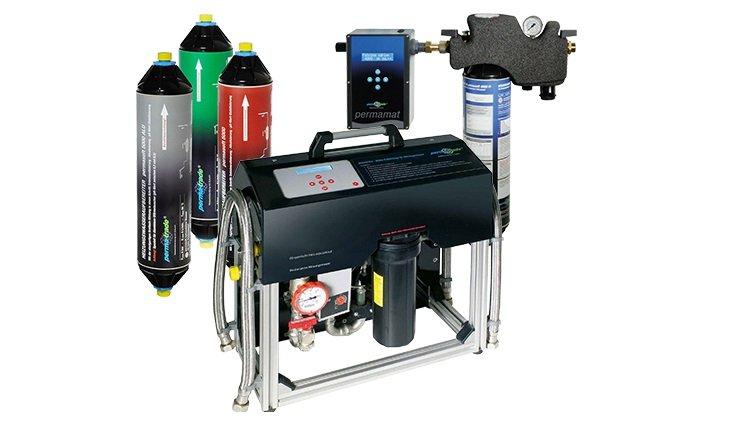 Perma-trade: trattamento acqua tecnica