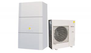 Pompa di calore aria-acqua Libra