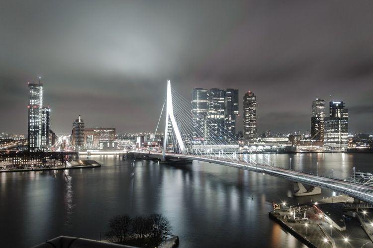 """Città resilienti, Rotterdam esempio europeo per la """"gestione dell'acqua"""""""