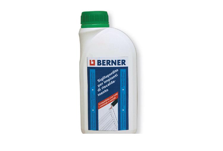 Sigillaperdite Berner per impianti di riscaldamento