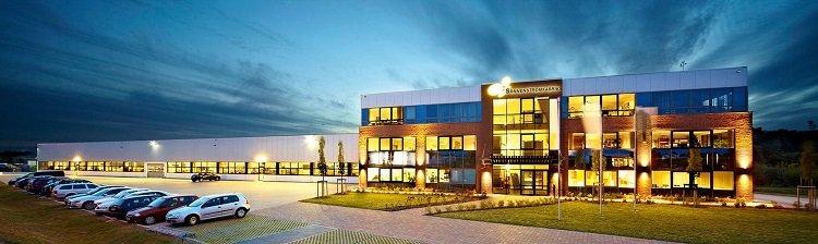 Sede produttiva Centrosolar in Germania