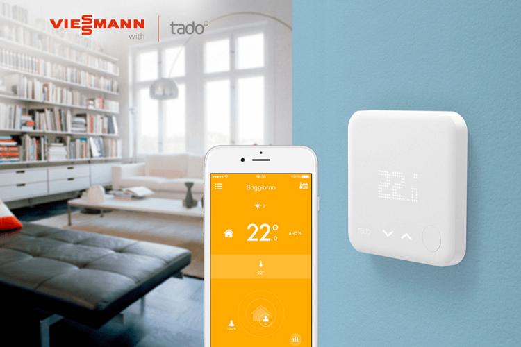 TADO° – il termostato intelligente