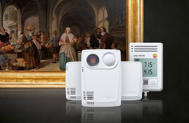 Sistema di monitoraggio TESTO 160
