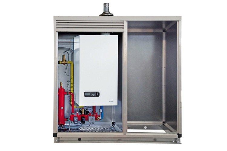 Caldaia a condensazione ATAG XLE per il settore commerciale