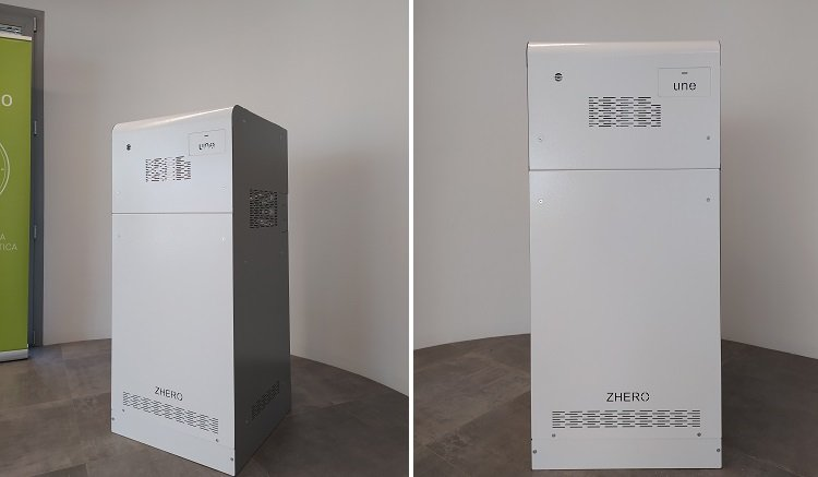Sistema di accumulo residenziale ZHERO System