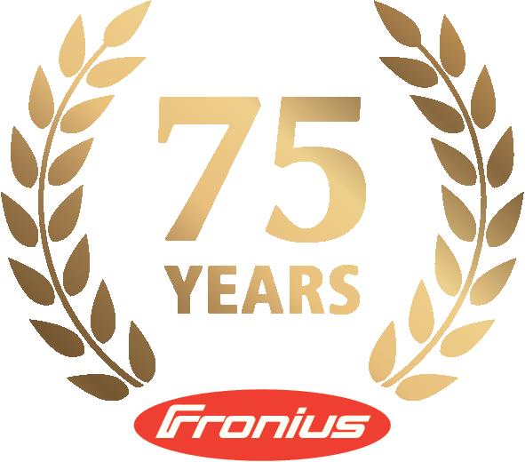 Auguri Fronius! 75 anni nel segno dell'innovazione