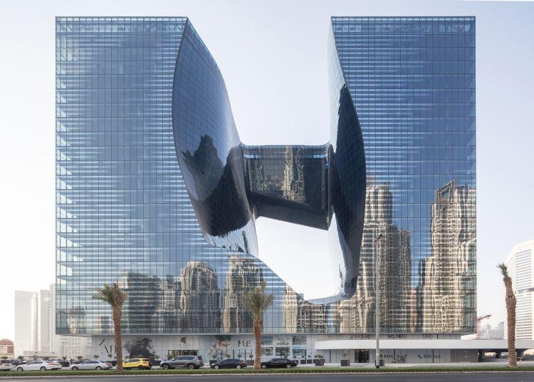 L'Opus di Dubai nel quartiere Burj Khalifa