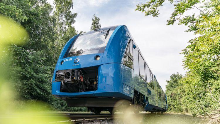 I treni a idrogeno arrivano in Italia