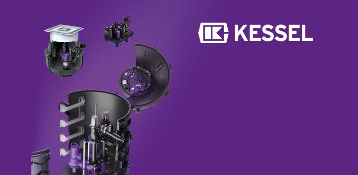 Kessel: l'assortimento completo dei sistemi di pompaggio