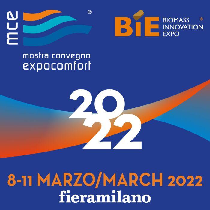 MCE, dall'8 all'11 marzo 2022