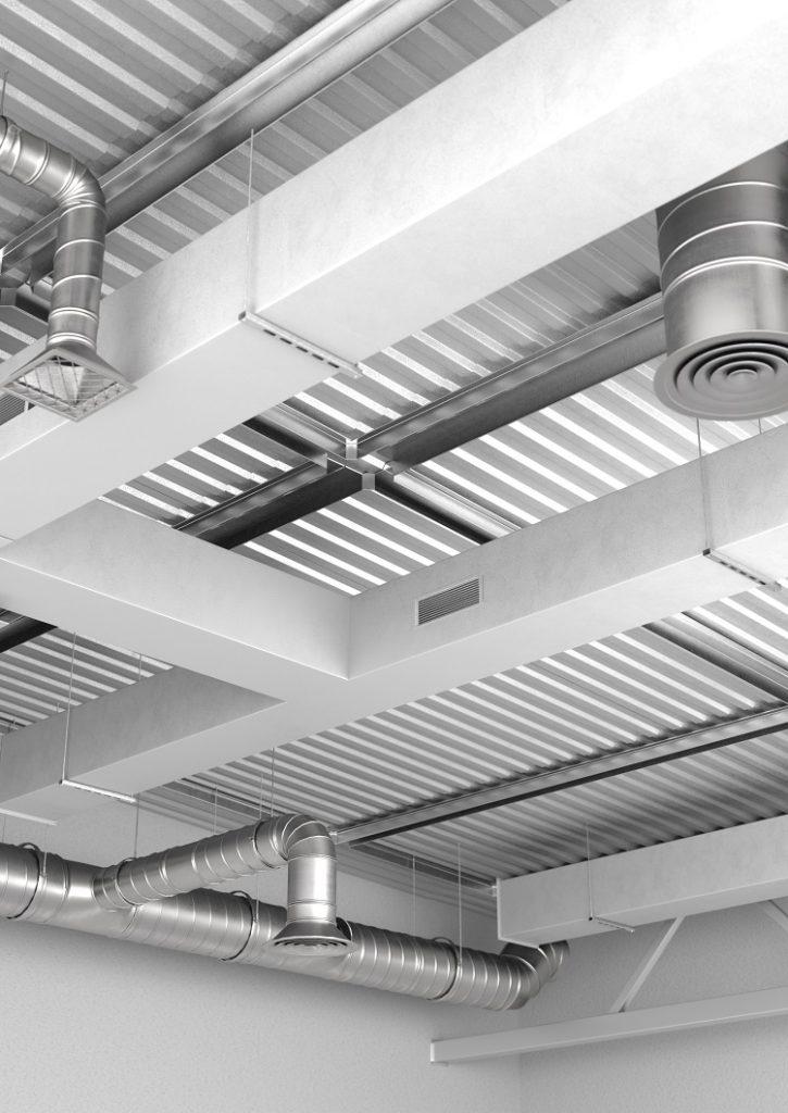 Sistema per l'isolamento di canali per il trasporto d'aria POLIISO AIR