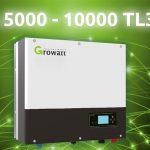 Inverter con batteria SPA 5000~10000 TL3 BH