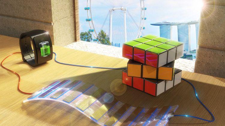 Celle fotovoltaiche che generano elettricità dall'ombra