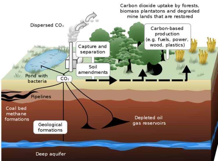 Carbon Capture and Storage: perché questo è il momento giusto