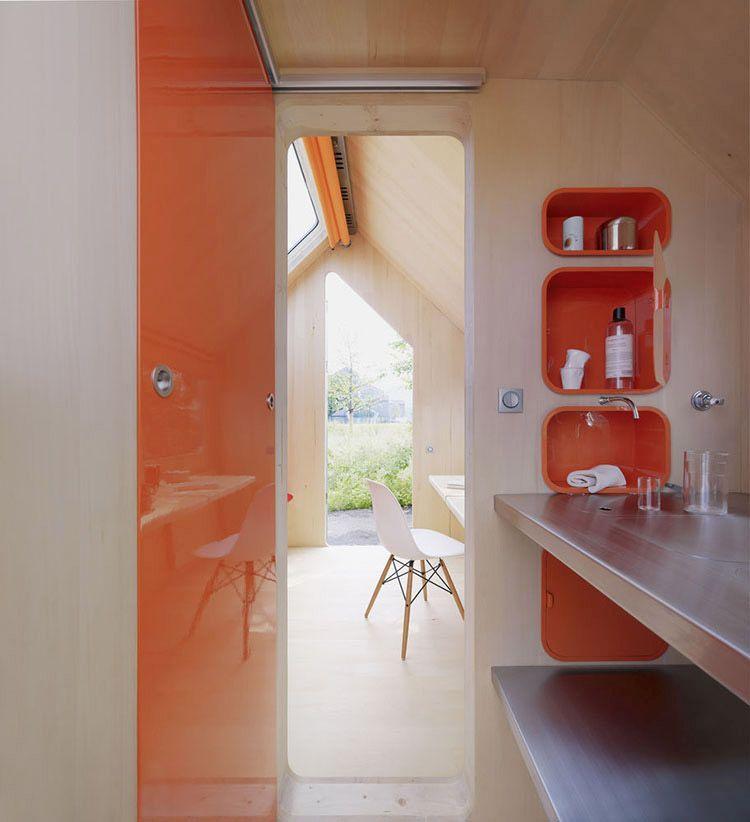 Tiny House Diogene, la cucina