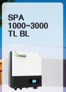 Scheda tecnica Growatt SPA 3000 TL BL