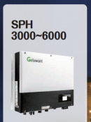 scheda tecnica Growatt SPH 3000~6000