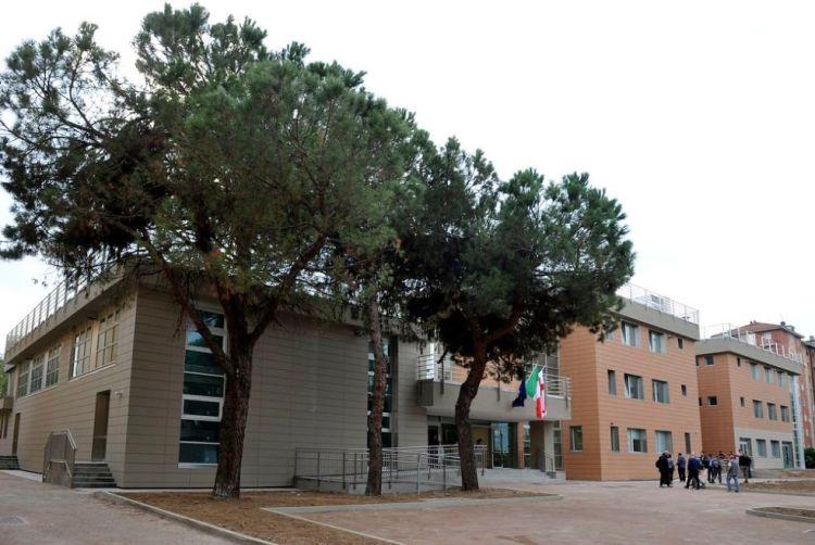 scuola di Viale Puglie a Milano, edificio Nzeb
