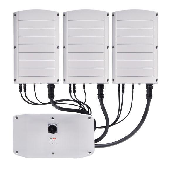 Solaredge: inverter con tecnologia synergy fino a 120 kW