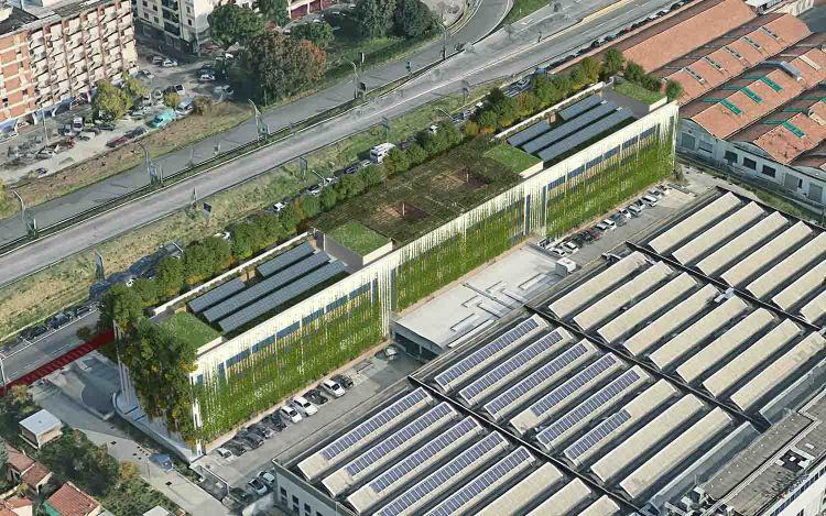 Le Urban Jungles di Prato