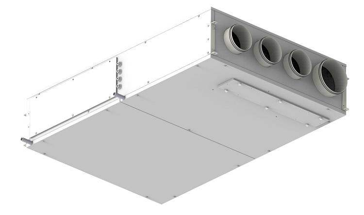 "Serie Aspircomfort ""PRO iH""per edifici a elevata efficienza"
