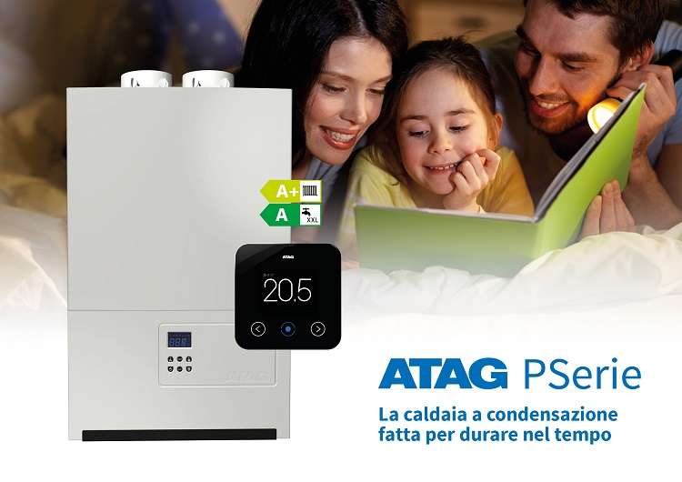 Caldaia a condensazione ATAG PSerie
