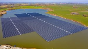 Venduto da BayWa r.e. il più grande parco fotovoltaico galleggiante