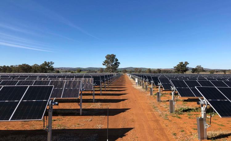 Fattoria solare di Bomen