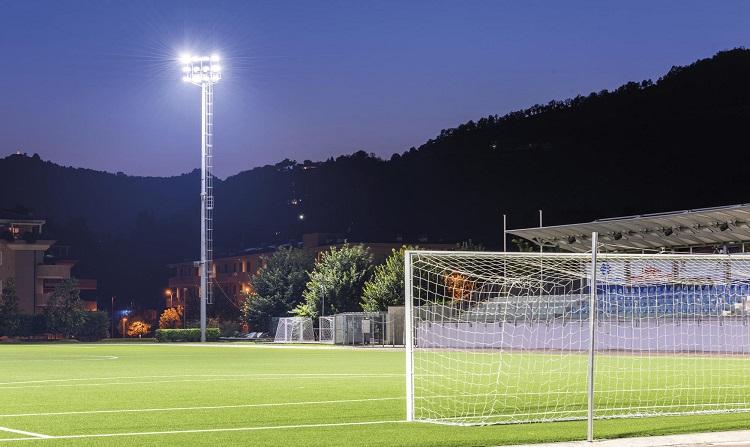 Illuminazione per il settore sportivo