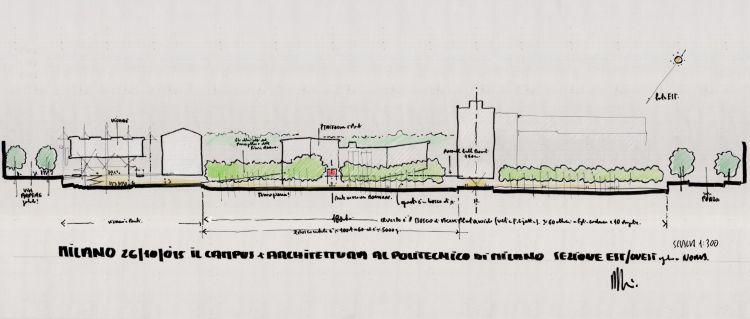 Politecnico di Milano, nuovo Campus di Architettura
