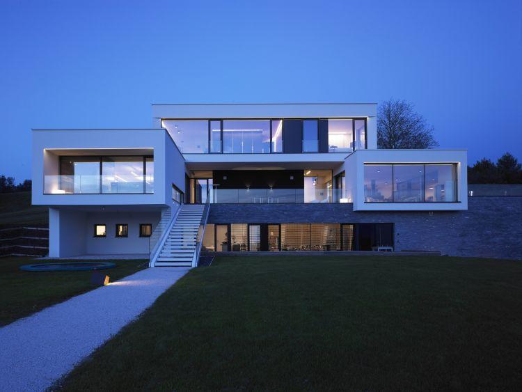 vetri Sgg Cool-Lite Xtreme di Saint Gobain Building Glass
