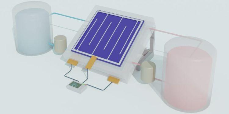 Fotovoltaico: innovativa batteria a flusso solare
