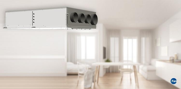 Ventilazione meccanica controllata Fantini Cosmi