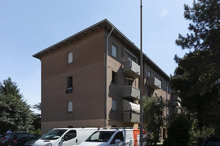 Aerogips per l'efficientamento energetico di un appartamento a Villanova