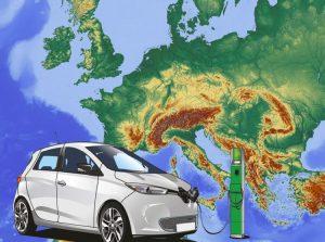 Le auto elettriche crescono in Italia e in Europa