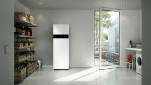 Vitodens 242-F: caldaia a gas condensazione compatta per riscaldamento efficiente