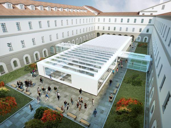 Milano, il nuovo campus della Cattolica