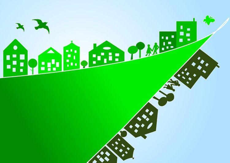 Com'è una città a zero emissioni