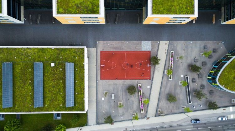 Cosa può fare l'architettura per combattere inquinamento e cambiamenti climatici 1