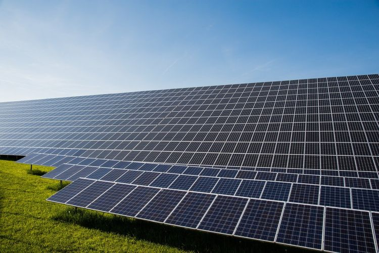 Covid: calato l'inquinamento e aumentata la produzione di energia fotovoltaica
