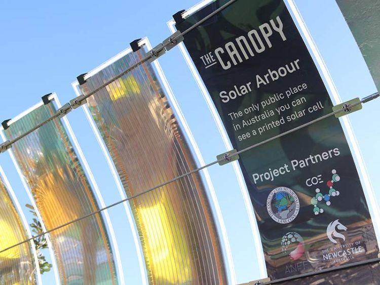 Dall'Università di Newcastle i Pannelli fotovoltaici stampati flessibili e leggeri