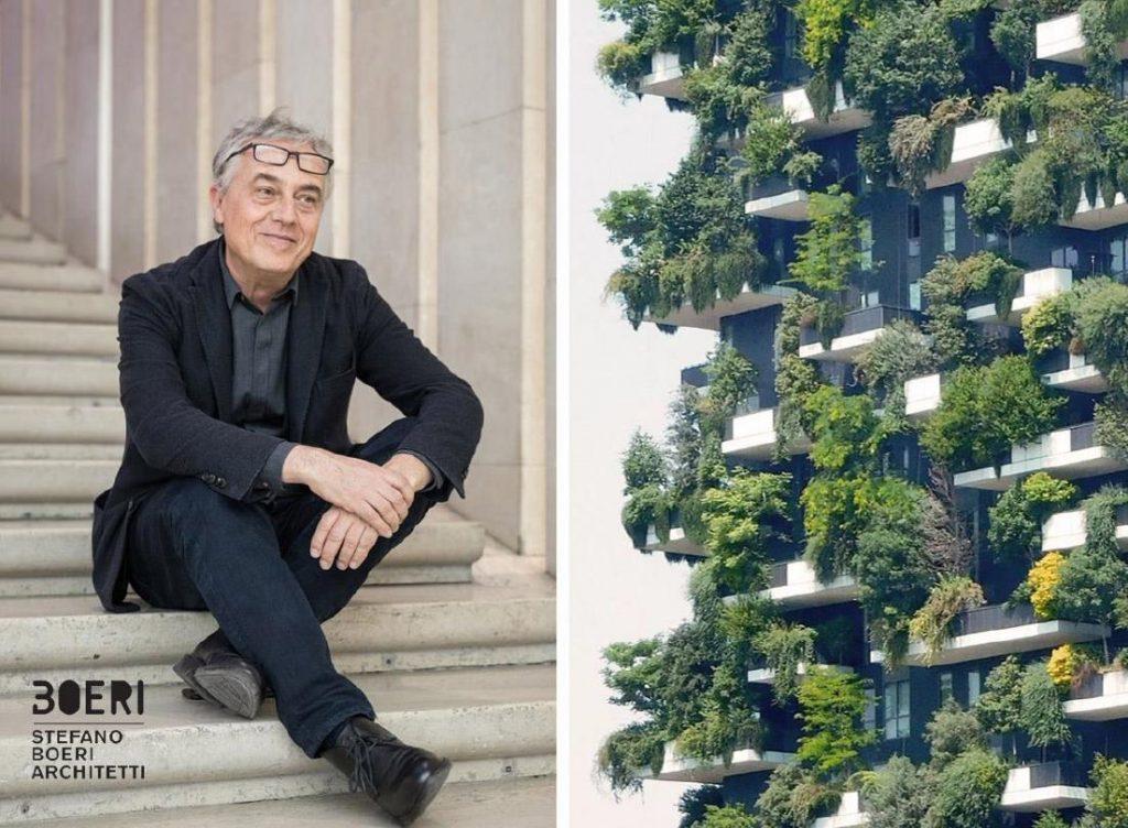 Stefano Boeri: l'architetto della biodiversità urbana