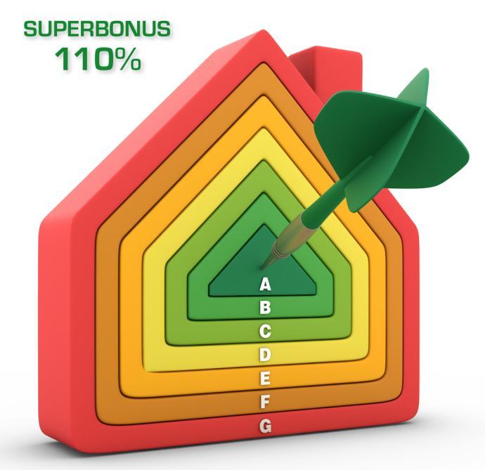 Superbonus 110%, l'Agenzia delle Entrate aggiorna la Guida