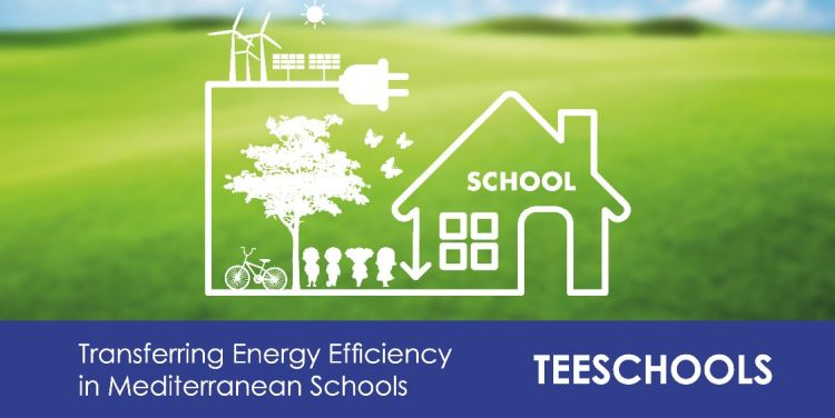Progetto europeo Teeschools: Promozione dell'efficienza energetica nelle scuole