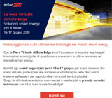 SolarEdge ti invita alla sua Fiera Virtuale! 16 e 17 giugno 13