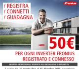 50€ per ogni inverter Fronius 21