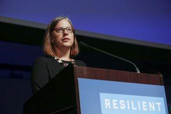 Amanda Brown-Stevens, direttore di Resilient by Design Bay Area Challenge