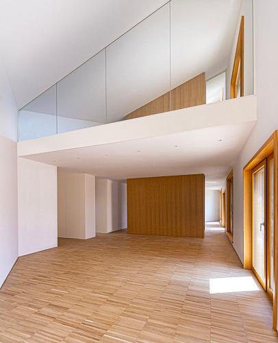 Vista indoor della residenza di Jesolo
