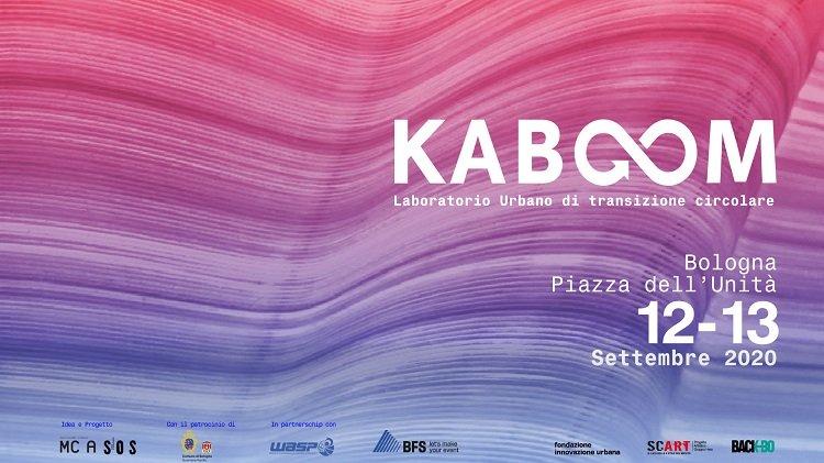 KABOOM: Laboratorio Urbano per la transizione circolare