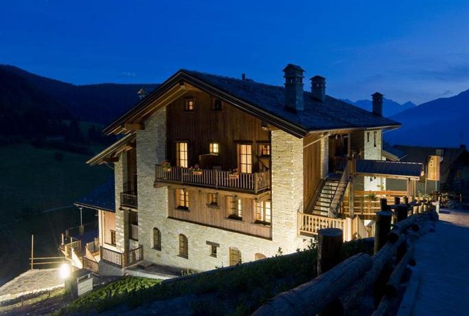 Eco resort Maison Cly in provincia di Aosta